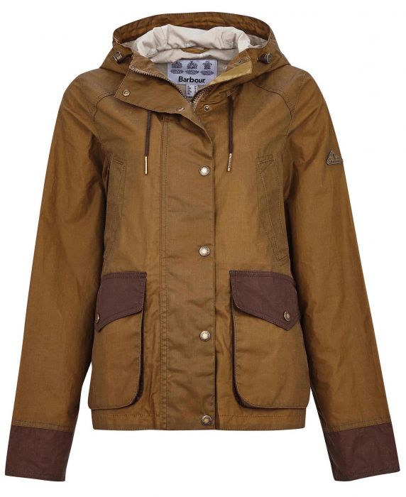 Barbour Stonebarrow Waxed Cotton Jacket