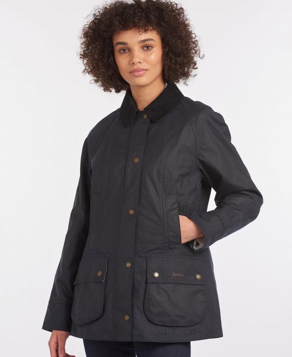 Barbour Aintree Waxed Cotton Jacket