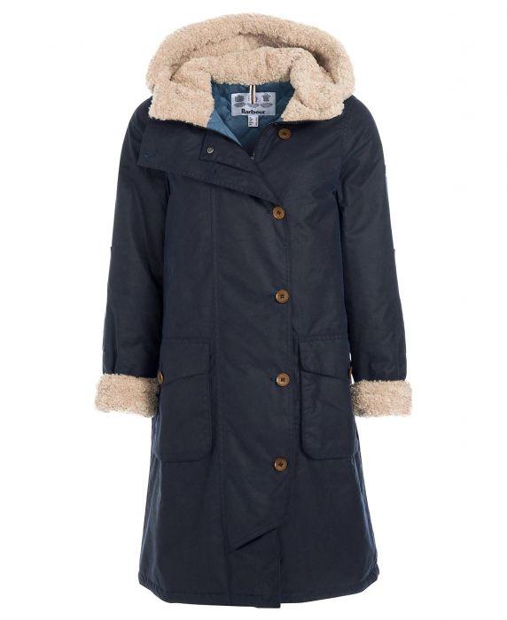 Barbour Peregrine Wax Jacket