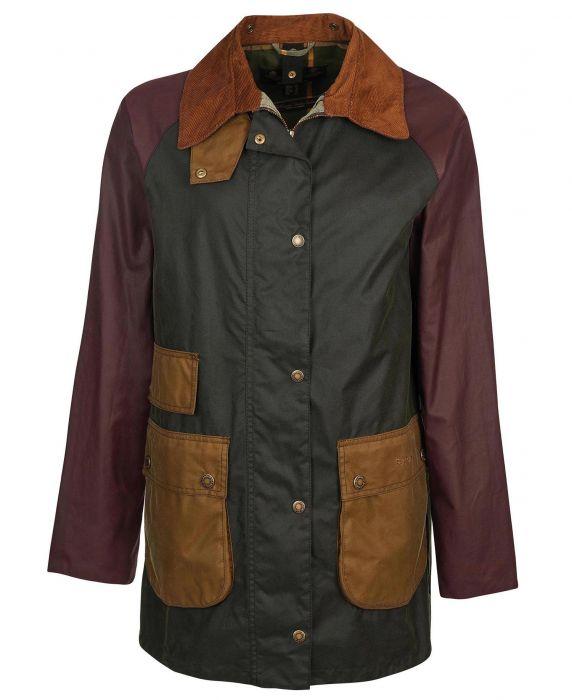 Barbour Luss Wax Jacket