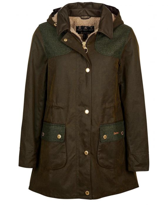 Barbour Keiss Wax Jacket