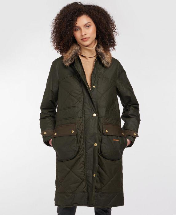 Barbour Golspie Wax Jacket