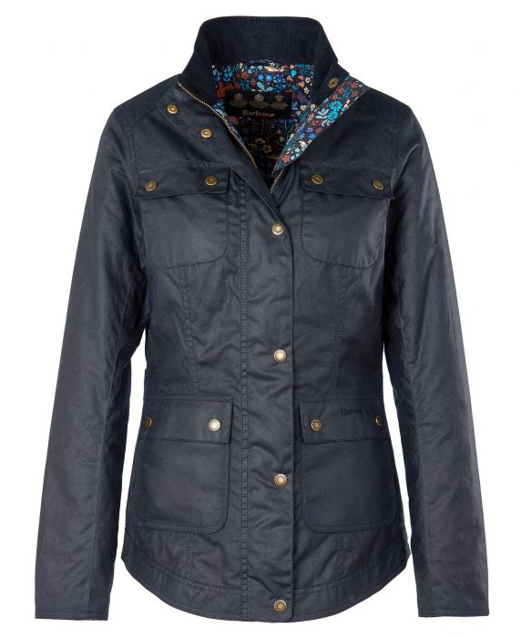 Barbour Willowherb Wax Jacket