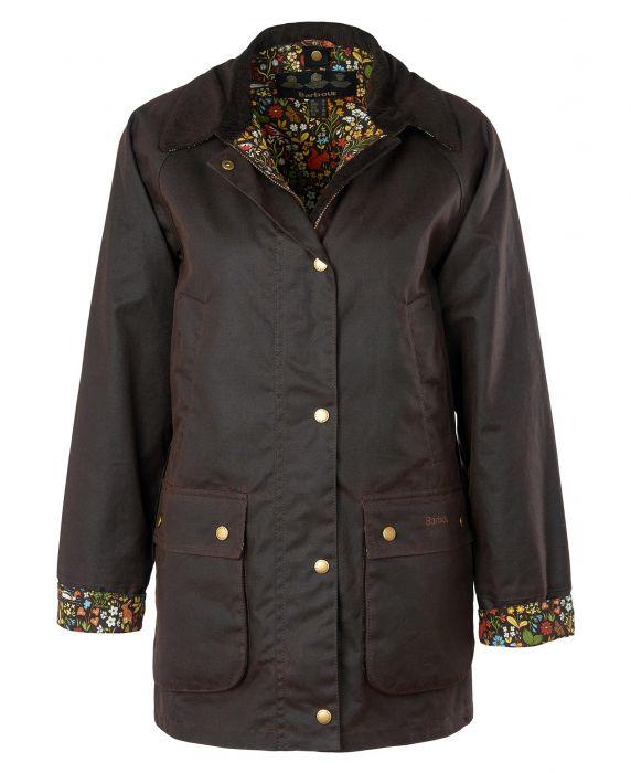 Barbour Primrose Wax Jacket