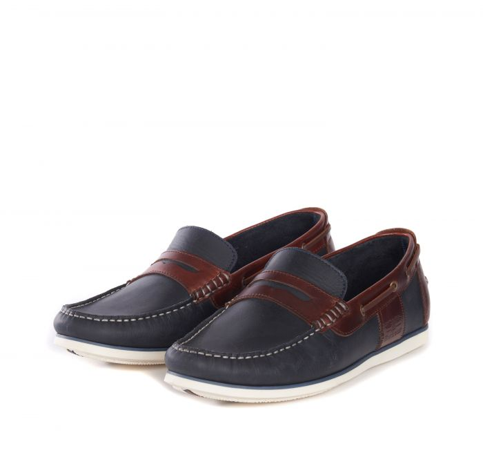 Barbour Keel Boat Shoes