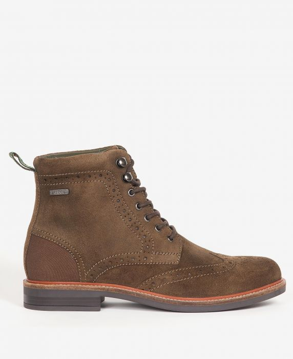 Barbour Seaton Brogues