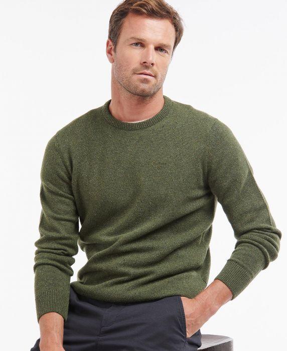 Barbour Tisbury Crew Neck Sweater