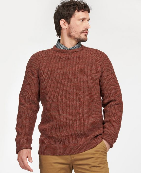 Barbour Horseford Crew  Knit