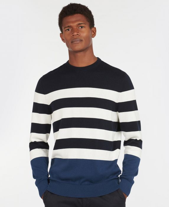 Barbour Copinsay Crew Neck Sweater