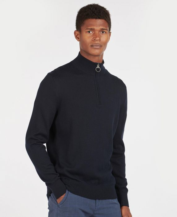 Barbour Tain Half Zip