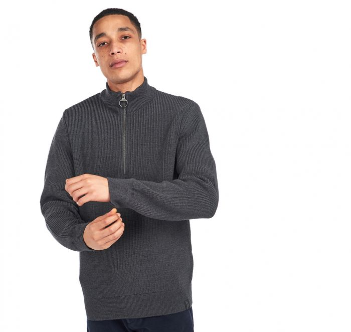 Barbour x Norse Projects Half Zip Sweater