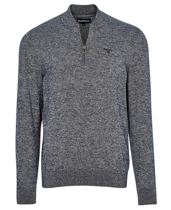 Barbour Sports Half Zip Sweater