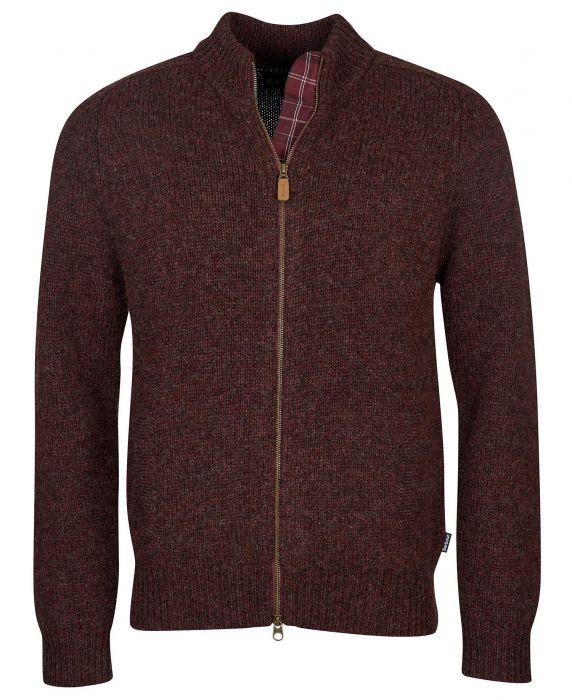 Barbour Calder Knitted Zip Sweatshirt