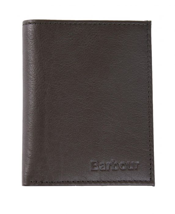 Barbour Colwell Leather Small Billfold