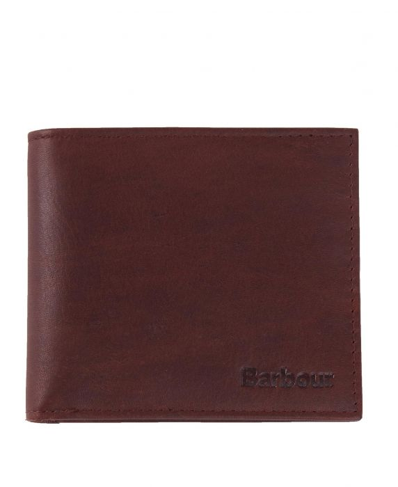 Barbour Wax/Leather Billfold