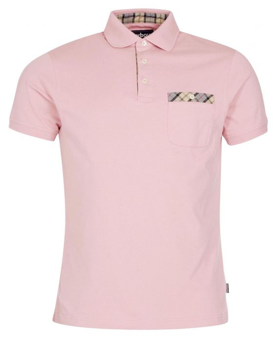 Barbour Hirst Pocket Polo Shirt