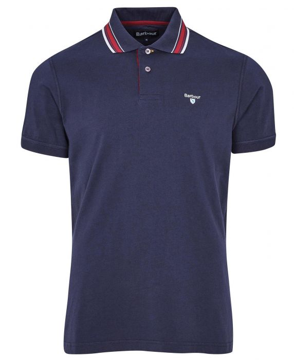 Barbour Multi Tip Polo Shirt