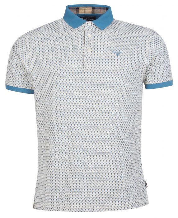 Barbour Chris Printed Polo Shirt