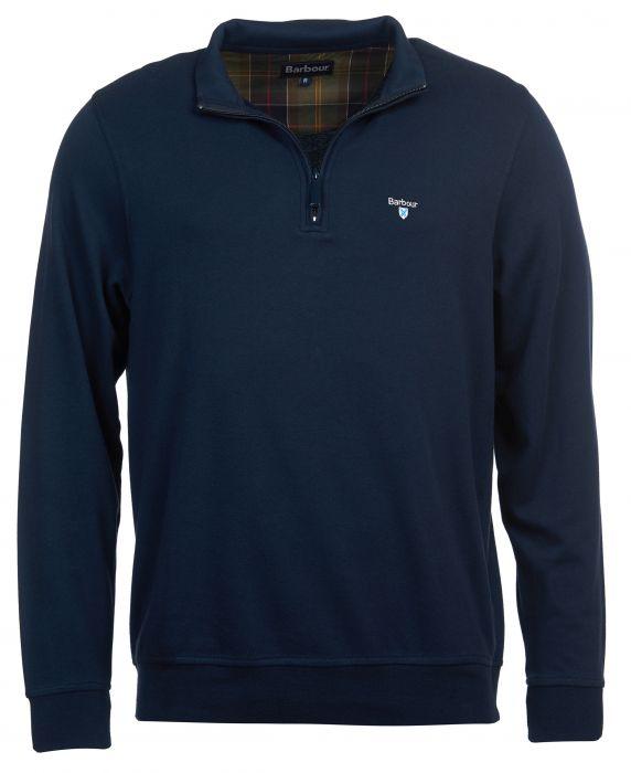 Barbour Batten Half Zip Sweatshirt