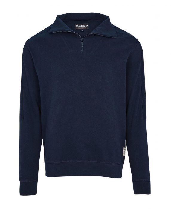 Barbour Harbour Half Zip Sweatshirt
