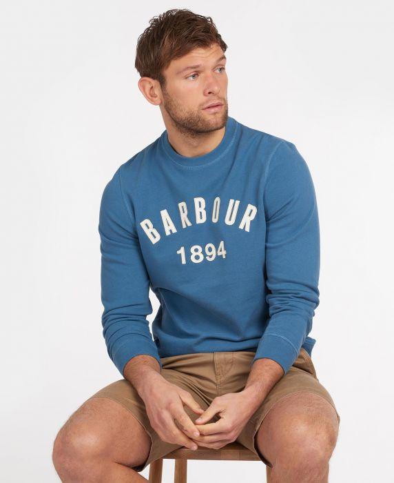 Barbour John Crew Neck Sweatshirt
