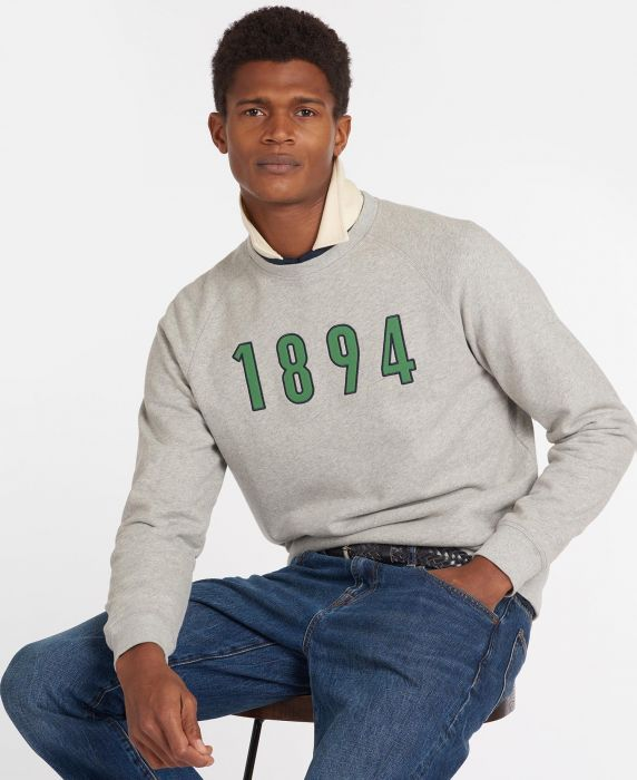 Barbour Crest 1894 Sweatshirt
