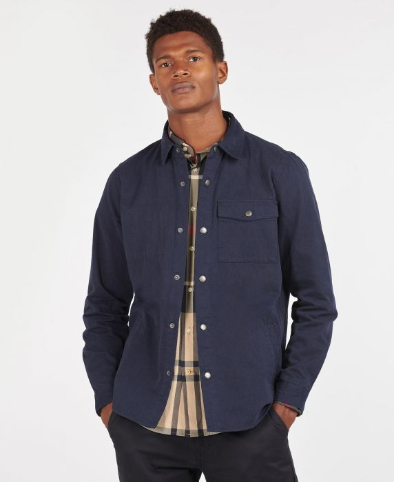 Barbour Mortan Overshirt