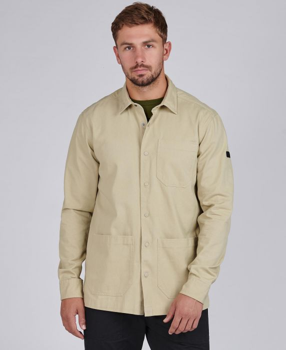 B.Intl Worker Overshirt