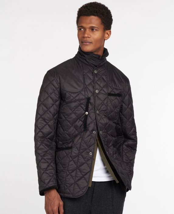 Barbour x Engineered Garments Staten Quilted Jacket