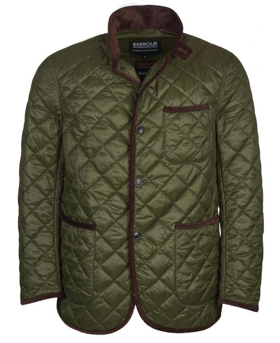 Barbour x Engineered Garments Loitery Quilted Jacket