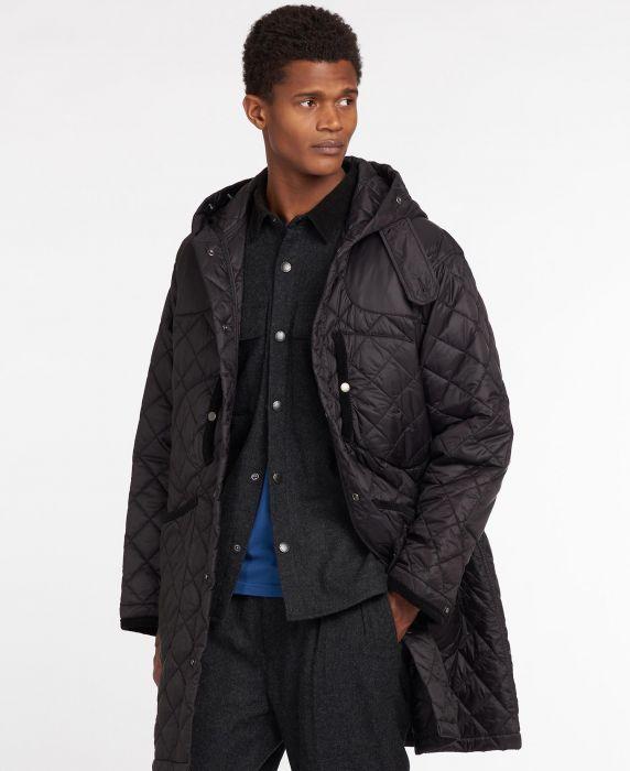 Barbour x Engineered Garments Jankees Quilted Jacket