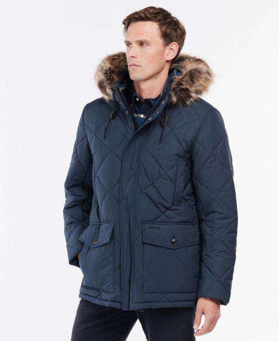 Barbour Holburn Quilted Jacket