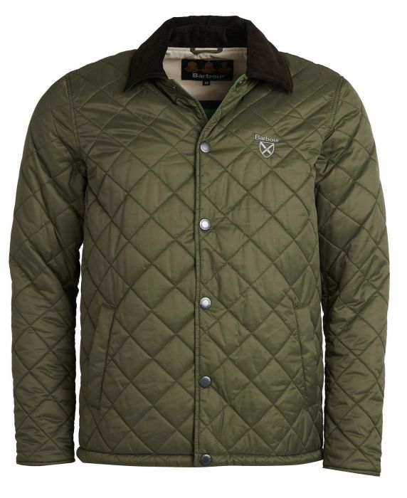 Barbour Crest Quilted Jacket