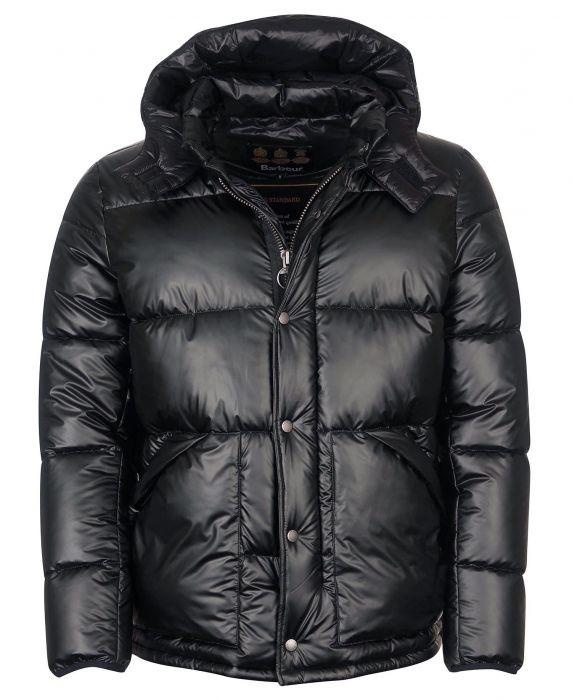Barbour Gold Standard Hooke Quilted Jacket