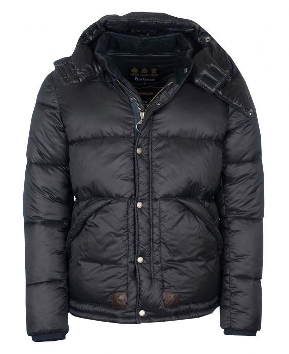 Barbour Gold Standard Everest Quilted Jacket