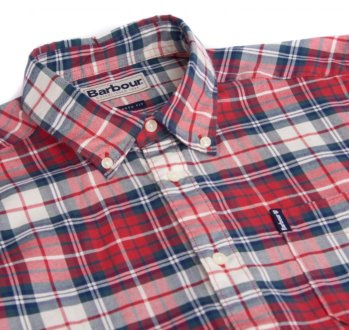 Barbour Highland Check 10 Tailored Shirt