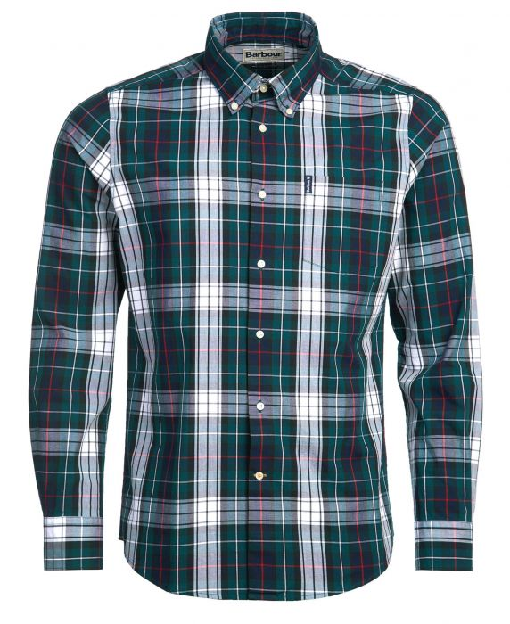 Barbour Highland Check 9 Tailored Shirt