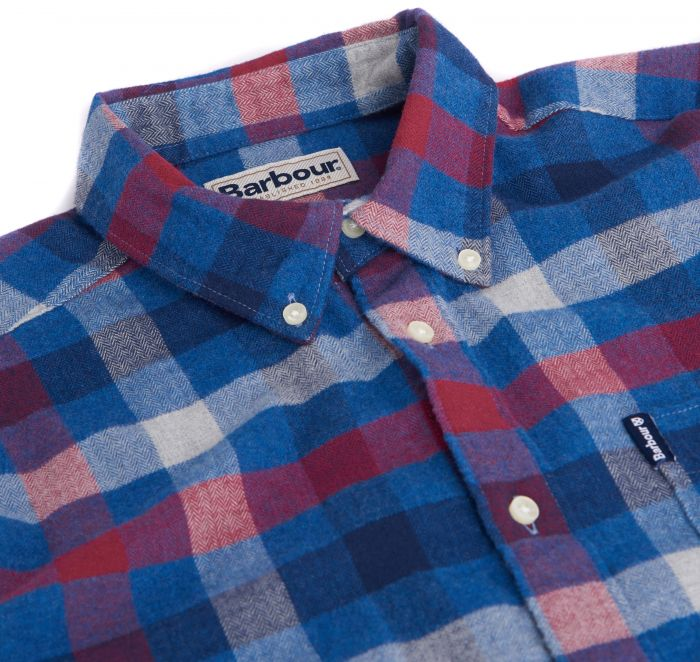 Barbour Country Check 5 Tailored Shirt