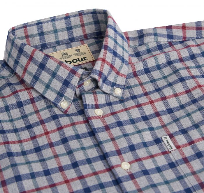 Barbour Thermo-Tech Coll Shirt