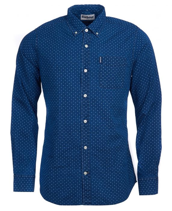Barbour Indigo 5 Tailored Shirt