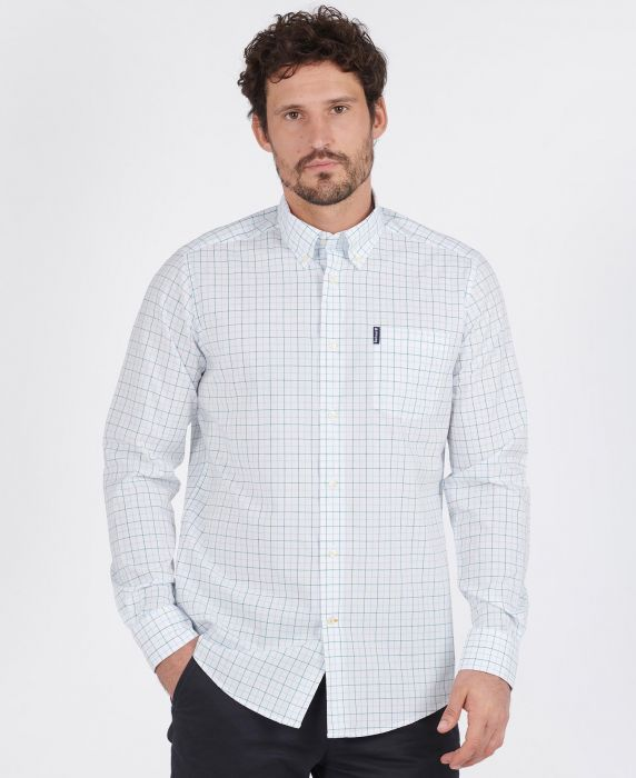 Barbour Tattersall 16 Tailored Shirt