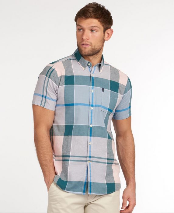 Barbour Douglas Short Sleeved Shirt