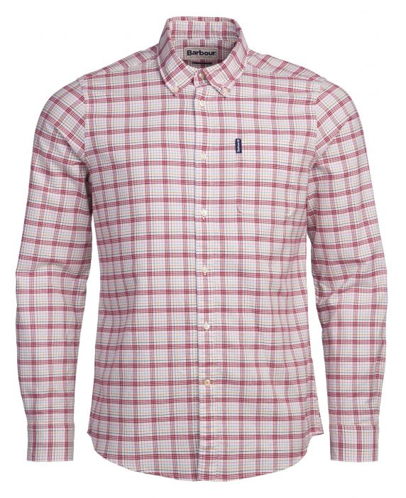 Barbour Tattersall 19 Tailored Fit Shirt