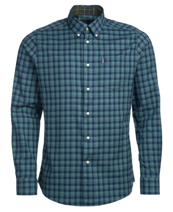 Barbour Country Check 14 Tailored Shirt