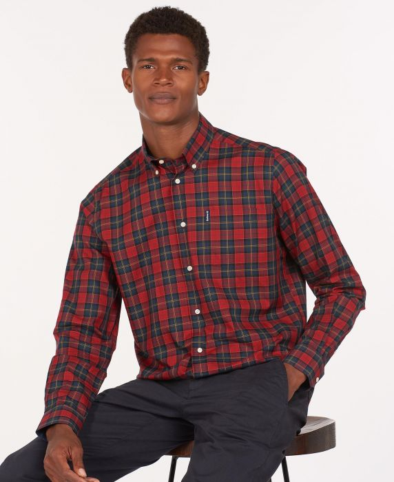 Barbour Tartan 8 Tailored Shirt