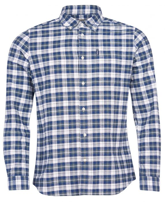 Barbour Highland Check 42 Tailored Shirt
