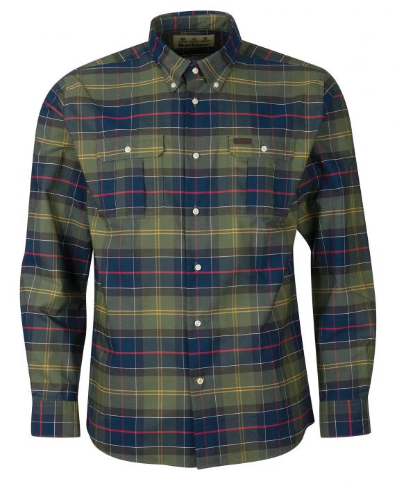 Barbour Fulton Coolmax Shirt