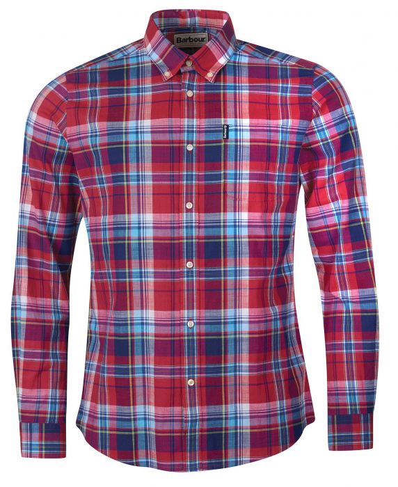 Barbour Highland Check 37 Tailored Shirt