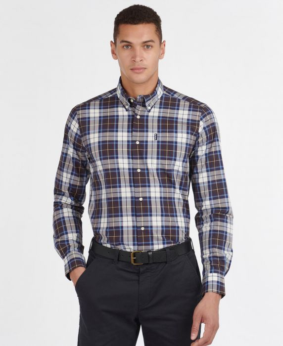 Barbour Highland Check 39 Tailored Shirt