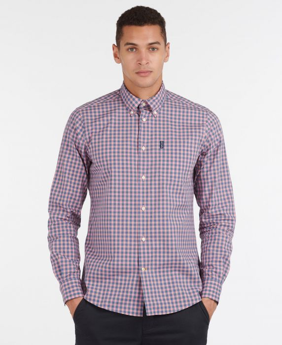 Barbour Gingham 22 Tailored Shirt
